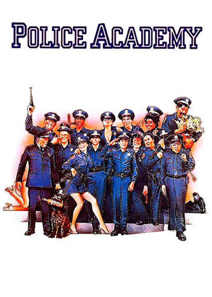Watch Police Academy i...