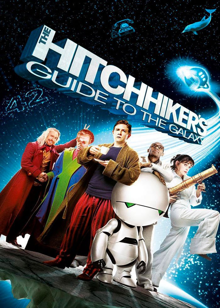 hitchhiker s guide to the galaxy The hitchhiker's guide to the galaxy themes absurdity in the hitchhiker's guide to the galaxy, the galaxy is a pretty messed up place, where very few things end up fulfilling our expectations—and most things turn out wrong.