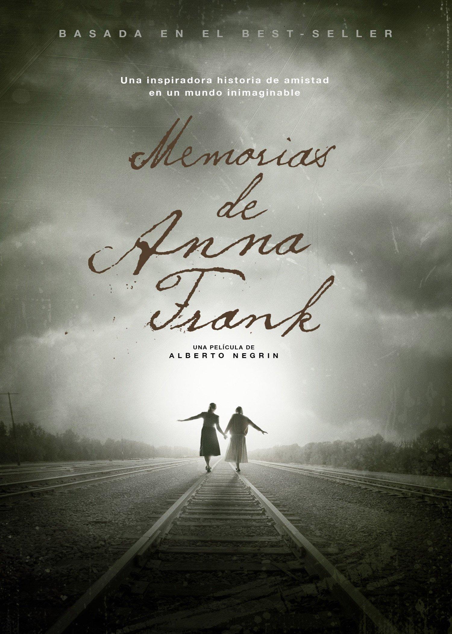 Memorias de Anna Frank