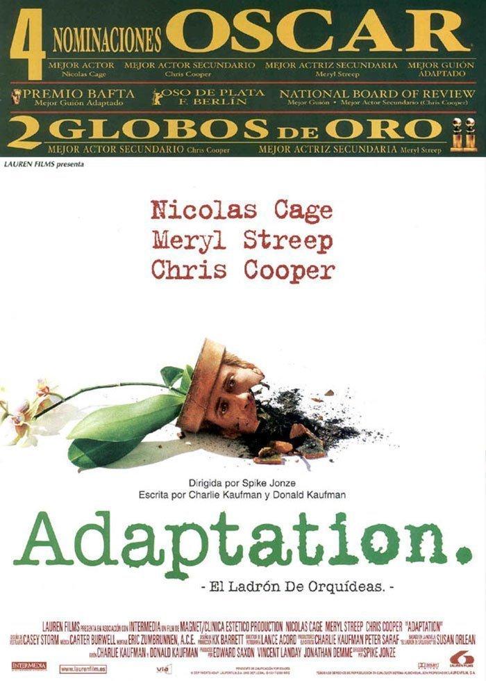 Adaptation (El ladrón de orquídeas)
