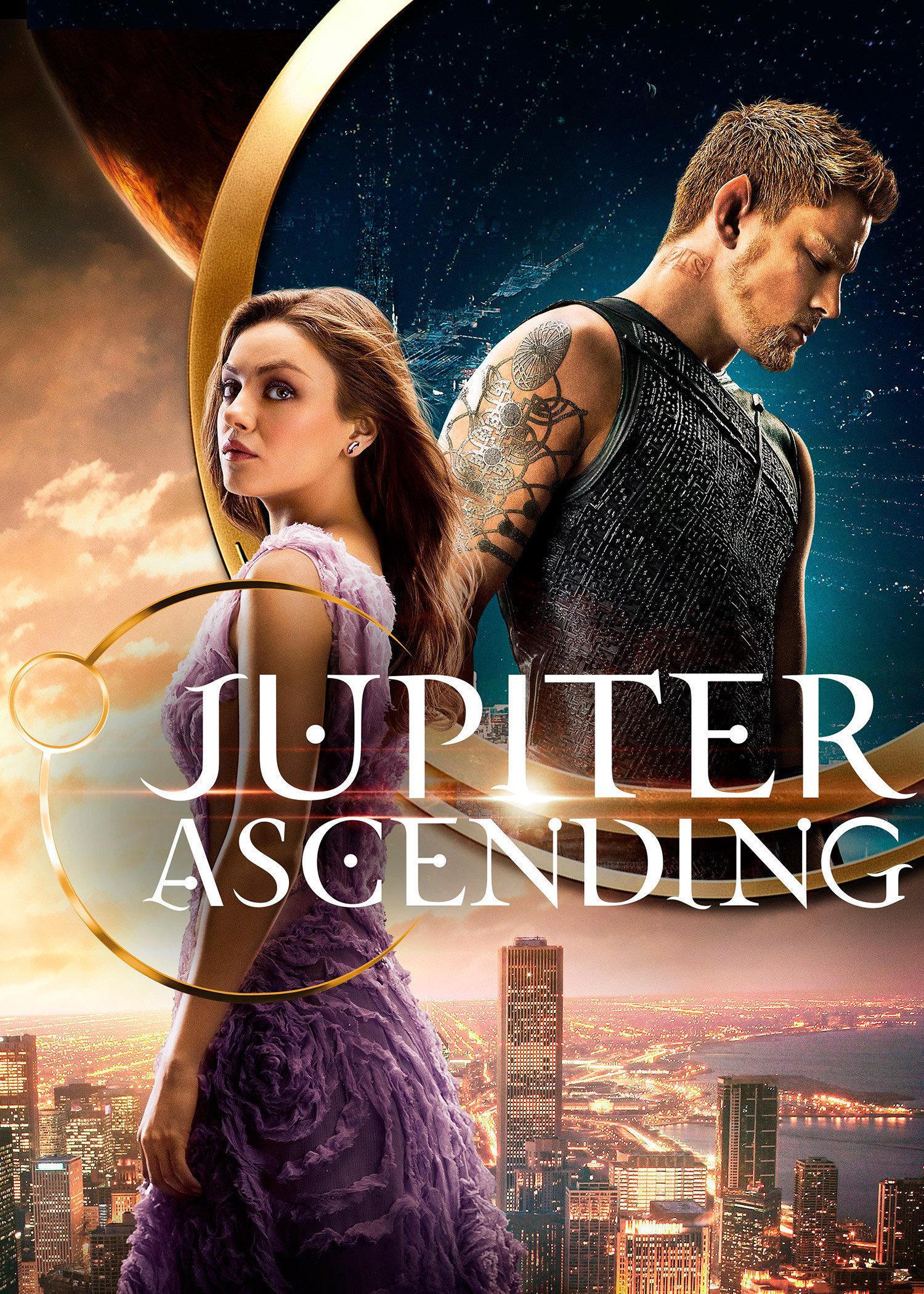 Watch Jupiter Ascending Online
