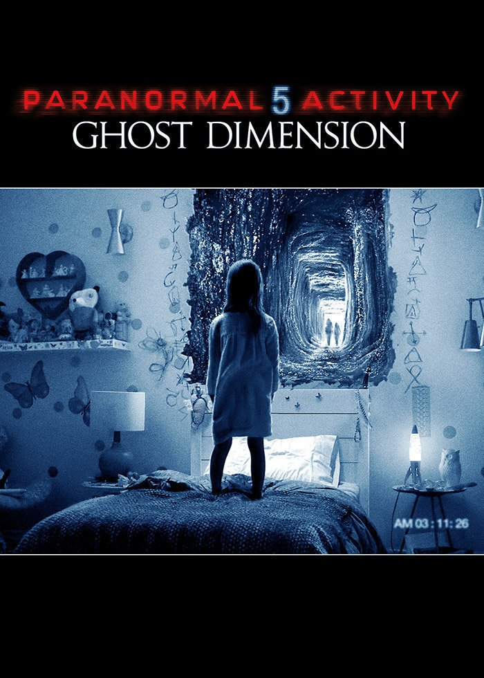 paranormal 5 activity
