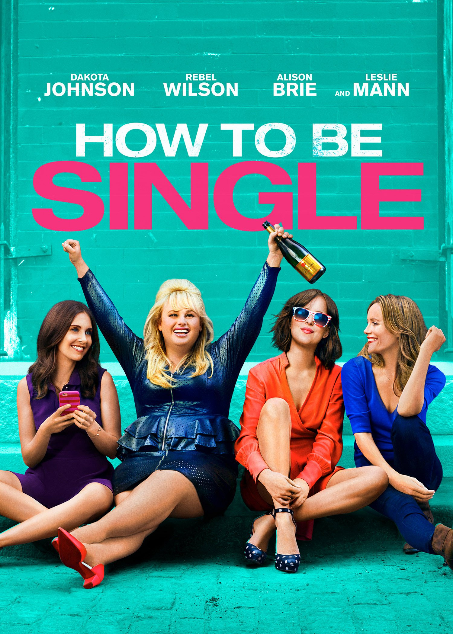 Watch How To Be Single In Rakuten Wuaki