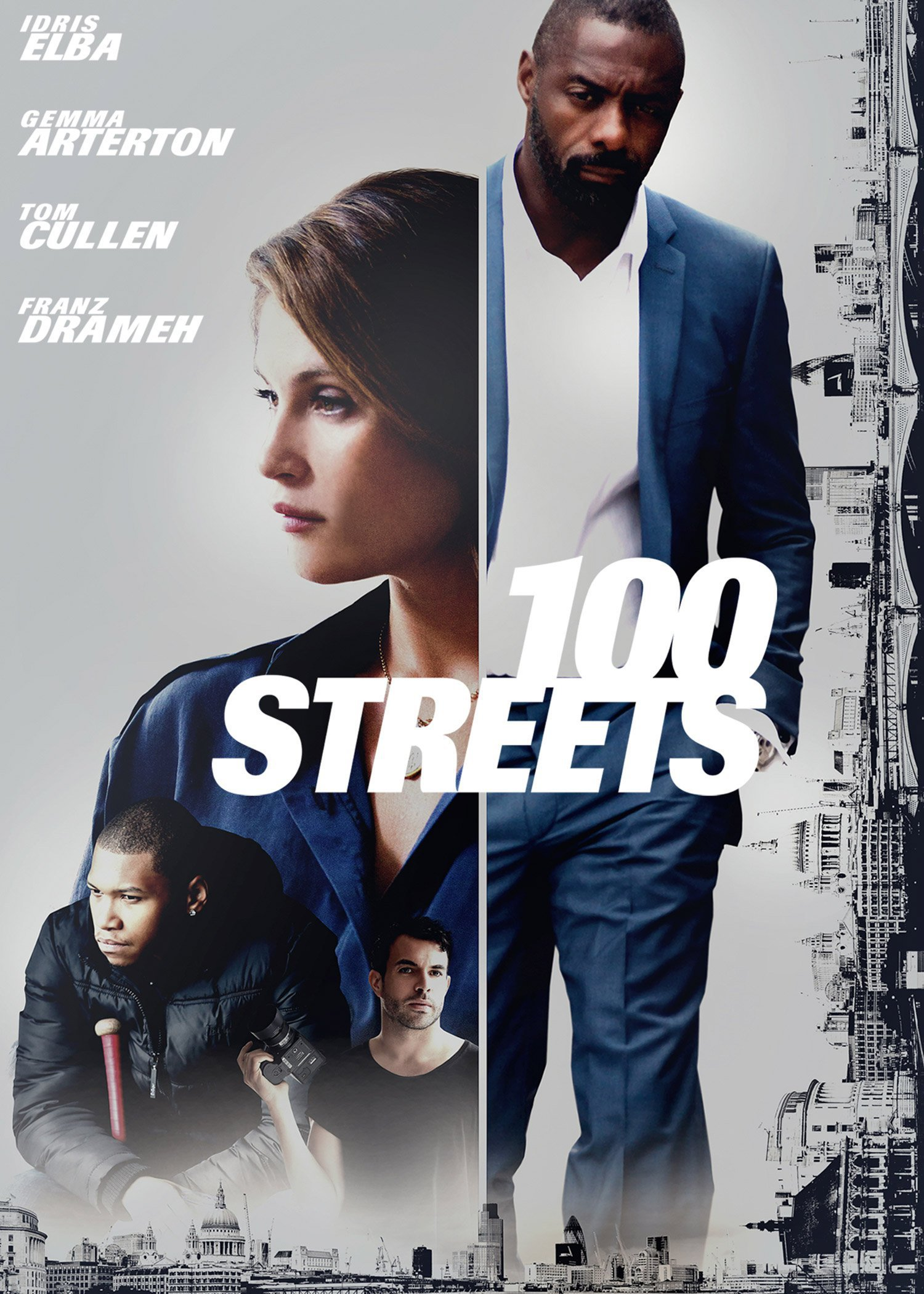 Image of 100 streets