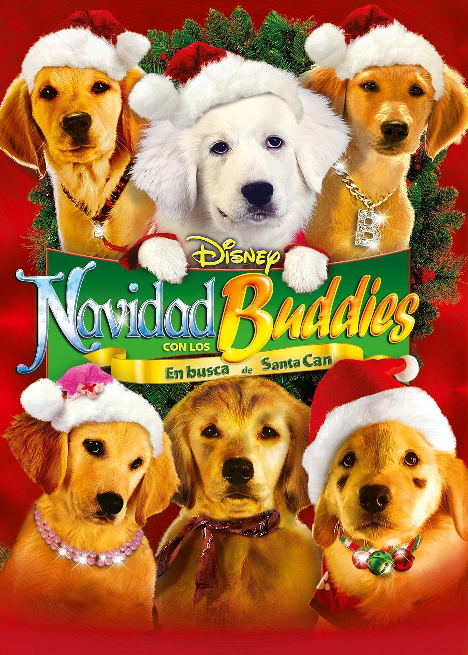 Navidad con los Buddies. En busca de Santa Can