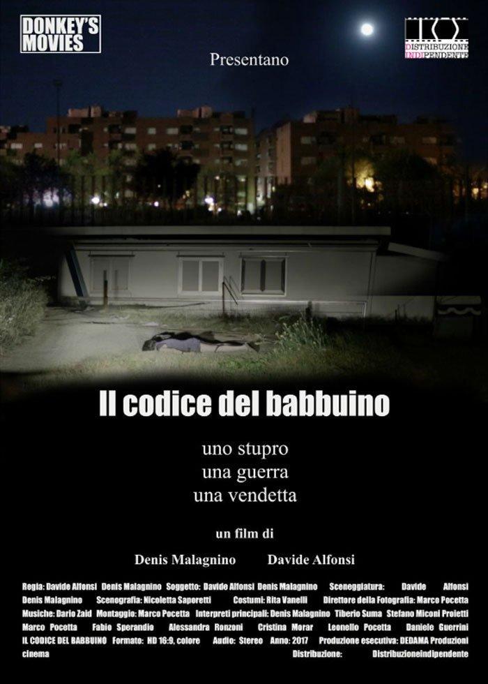 Image of Il codice del babbuino