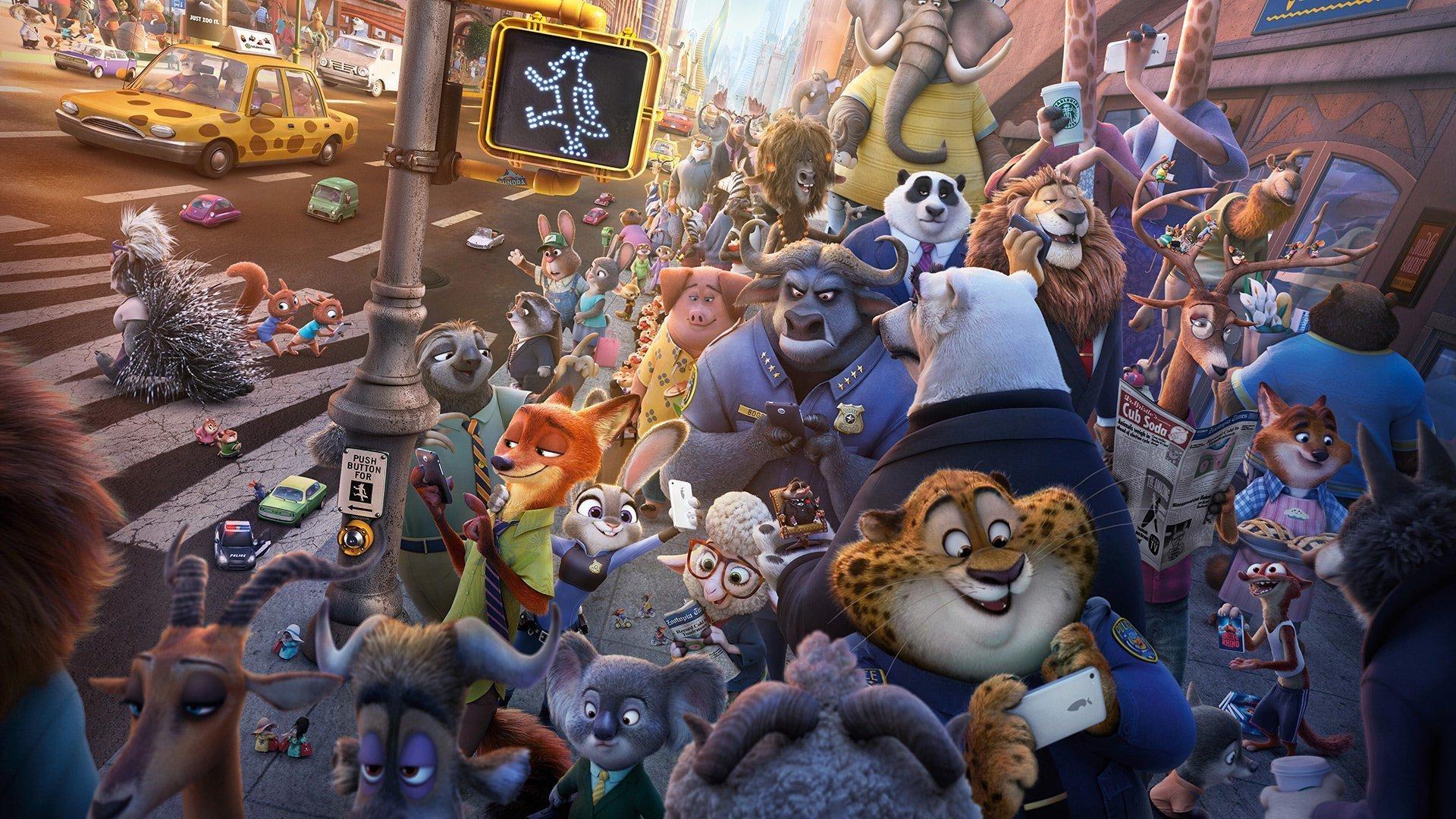 Zootropolis Rakuten Tv
